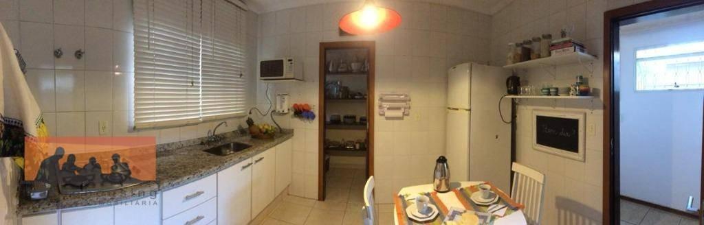casa com 3 dormitórios à venda, 149 m² por r$ 599.000,00 - cidade universitária ii - campinas/sp - ca1810