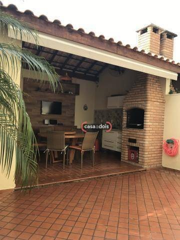 casa com 3 dormitórios à venda, 149 m² por r$ 700.000,00 - parque campolim - sorocaba/sp - ca0591