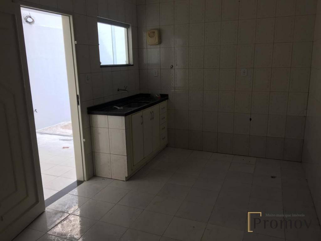 casa com 3 dormitórios à venda, 150 m² por r$ 160.000 - serrano - itabaiana/sergipe - ca0577