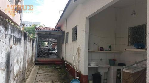 casa com 3 dormitórios à venda, 150 m² por r$ 390.000 - madalena - recife/pe - ca0318