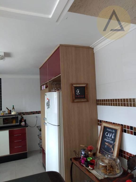 casa com 3 dormitórios à venda, 150 m² por r$ 400.000 - horto - macaé/rj - ca0630