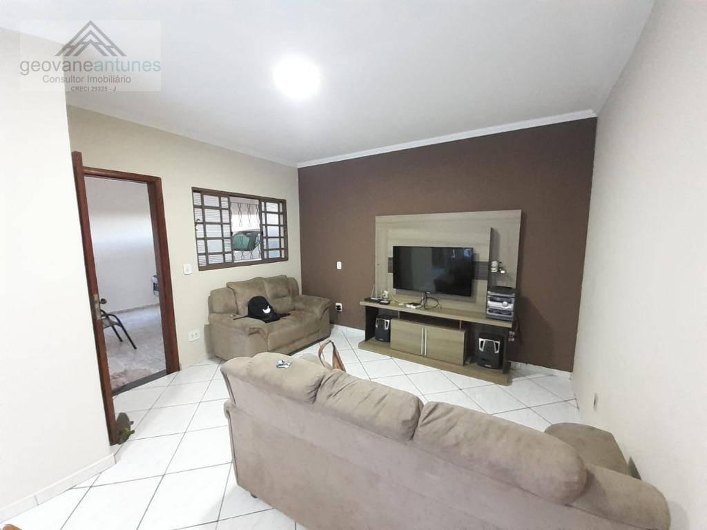 casa com 3 dormitórios à venda, 150 m² por r$ 400.000,00 - jardim campo verde i - limeira/sp - ca0313