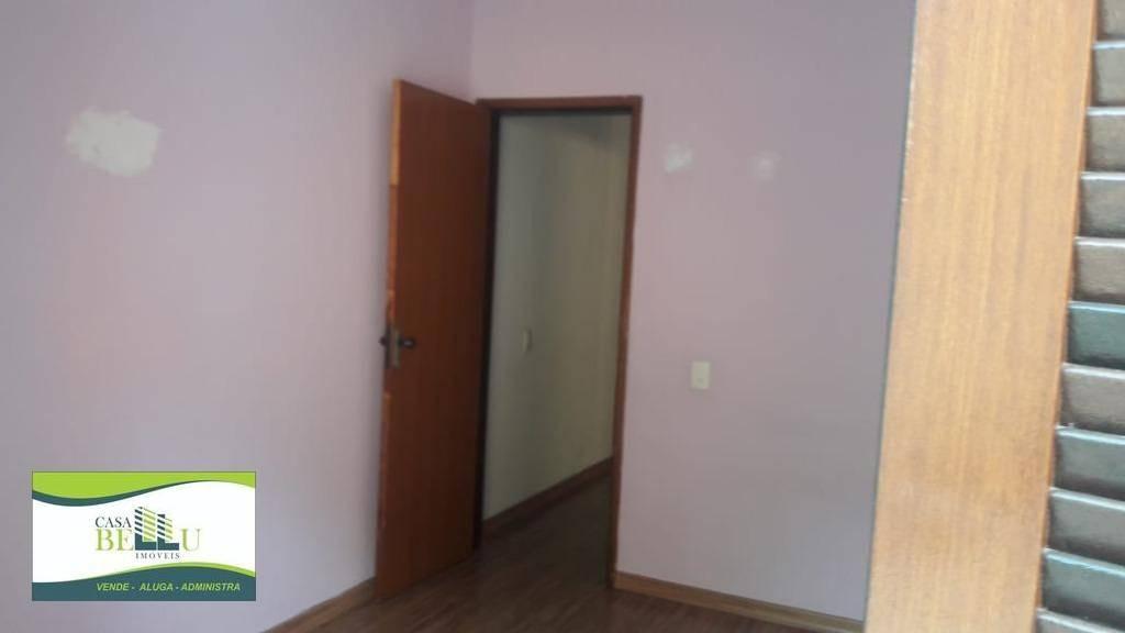 casa com 3 dormitórios à venda, 150 m² por r$ 450.000,00 - serpa - caieiras/sp - ca0371