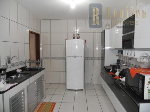 casa com 3 dormitórios à venda, 150 m² por r$ 570.000,00 - posse - nova iguaçu/rj - ca0098