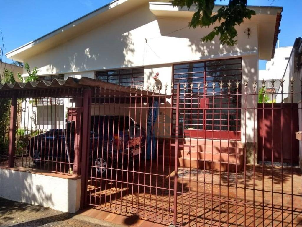 casa com 3 dormitórios à venda, 150 m² por r$ 750.000 - vila nova - campinas/sp - ca12655