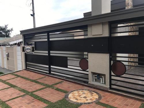 casa com 3 dormitórios à venda, 150 m² por r$ 750.000,00 - jardim maristela - atibaia/sp - ca0350