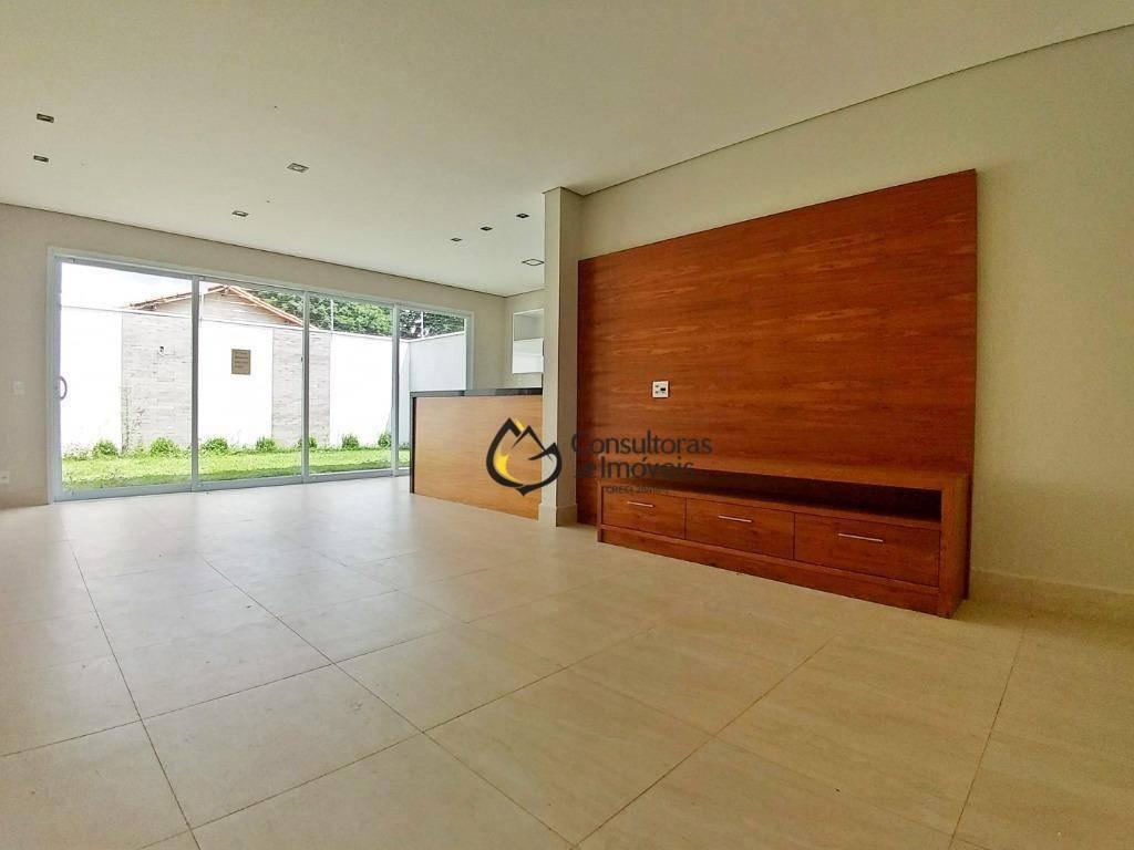 casa com 3 dormitórios à venda, 152 m² por r$ 680.000,00 - residencial village morumbi - paulínia/sp - ca0867