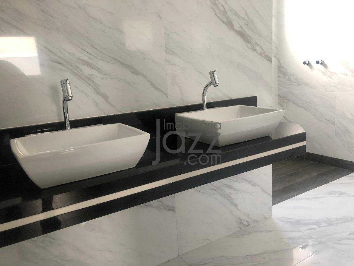 casa com 3 dormitórios à venda, 153 m² por r$ 610.000,00 - jardim golden park residence - hortolândia/sp - ca7297