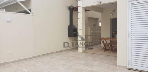 casa com 3 dormitórios à venda, 153 m² por r$ 750.000 - ca13234