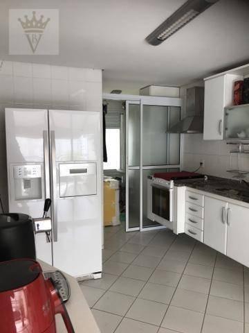 casa com 3 dormitórios à venda, 157 m² por r$ 910.000,00 - vila andrade - são paulo/sp - ca0234