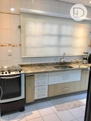 casa com 3 dormitórios à venda, 157 m² por r$ 950.000 - condomínio recanto dos paturis - vinhedo/sp - ca3530