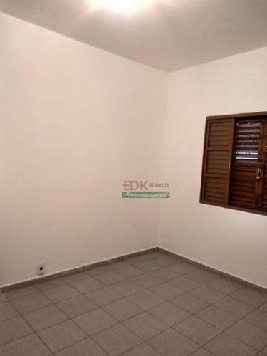 casa com 3 dormitórios à venda, 160 m² por r$ 240.000 - conjunto residencial araretama - pindamonhangaba/sp - ca2295