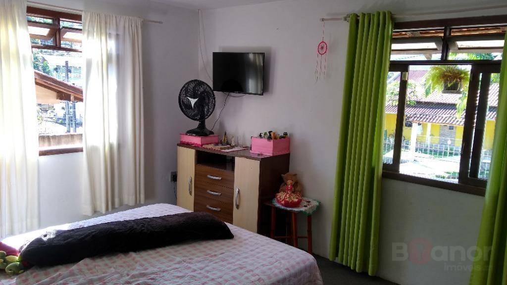 casa com 3 dormitórios à venda, 160 m² por r$ 250.000 - itoupava central - blumenau/sc - ca0554