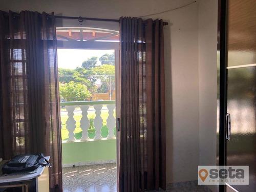 casa com 3 dormitórios à venda, 160 m² por r$ 430.000 - jardim das indústrias - são josé dos campos/sp - ca1489