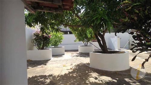 casa com 3 dormitórios à venda, 160 m² por r$ 575.000 - intermares - cabedelo/pb - ca1464