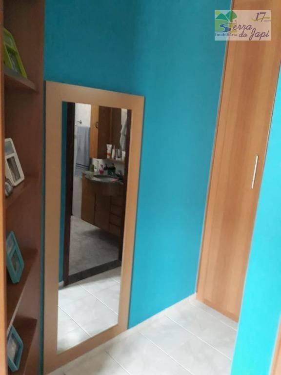 casa com 3 dormitórios à venda, 160 m² por r$ 650.000 - eloy chaves - jundiaí/sp - ca2018
