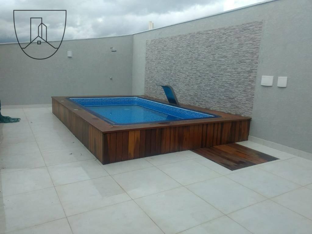 casa com 3 dormitórios à venda, 160 m² por r$ 850.000,00 - residencial euroville ii - bragança paulista/sp - ca0187