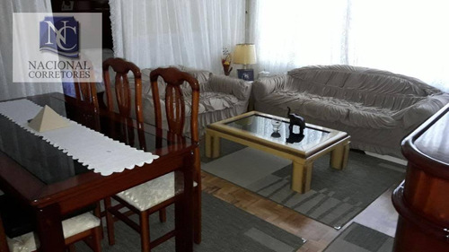 casa com 3 dormitórios à venda, 161 m² por r$ 590.000 - jardim utinga - santo andré/sp - ca2689