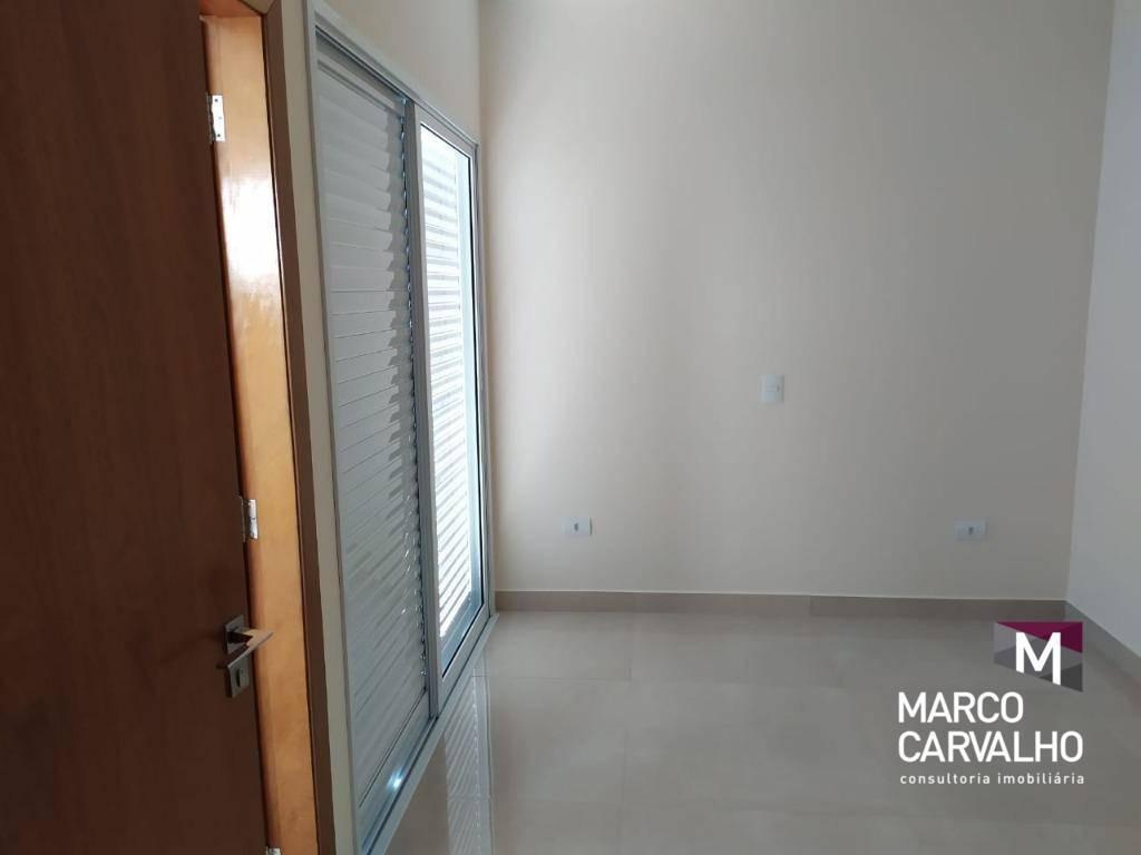 casa com 3 dormitórios à venda, 165 m² por r$ 450.000,00 - jardim flora rica - marília/sp - ca0540