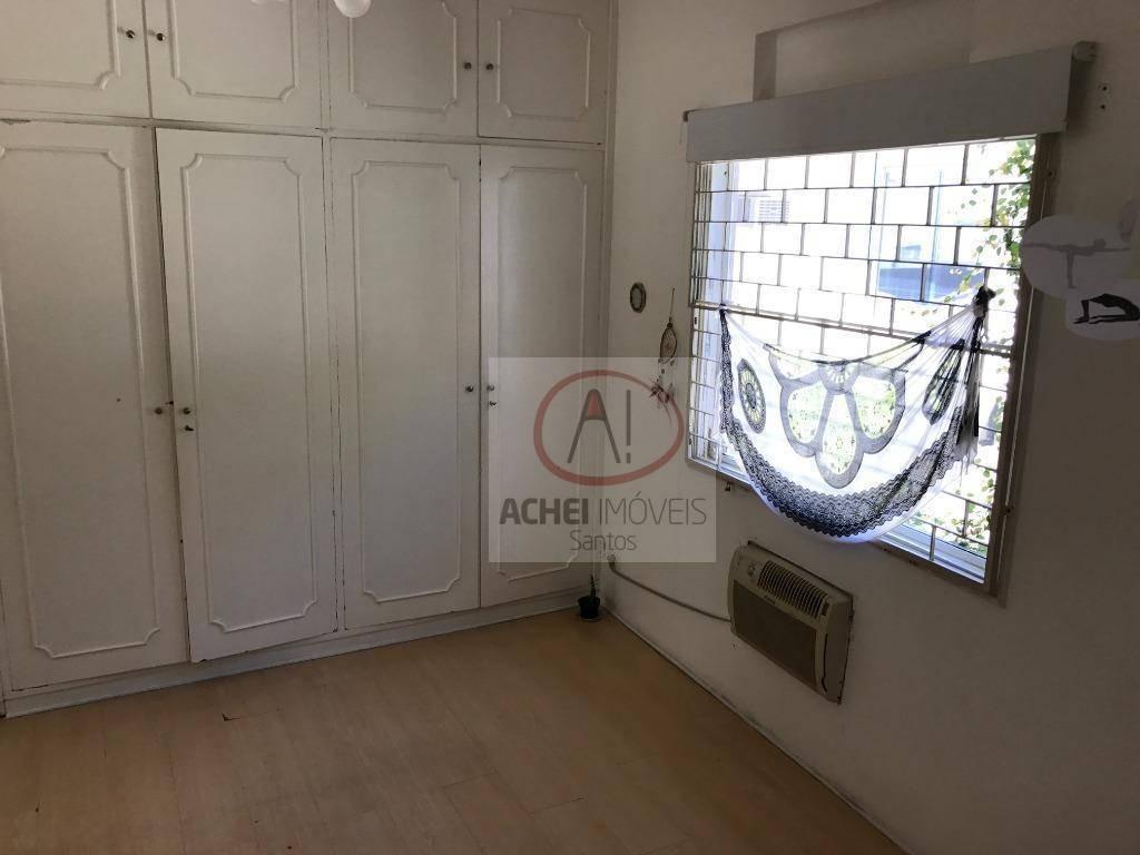 casa com 3 dormitórios à venda, 167 m² por r$ 1.100.000,00 - vila rica - santos/sp - ca1623