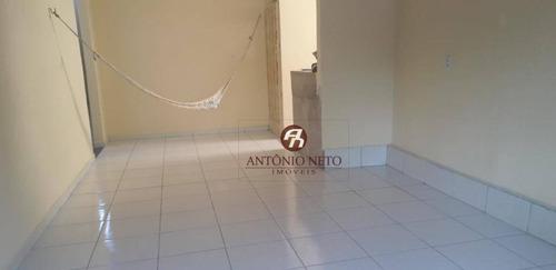casa com 3 dormitórios à venda, 170 m² por r$ 250.000 - passaré - fortaleza/ce - ca0162