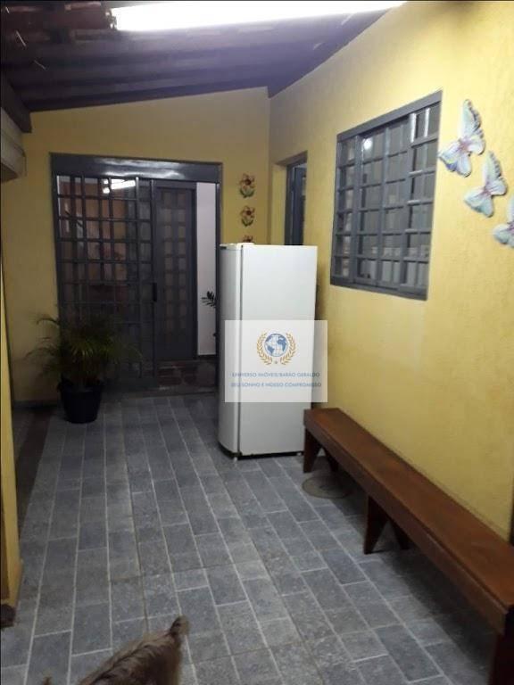 casa com 3 dormitórios à venda, 170 m² por r$ 470.000,00 - jardim eulina - campinas/sp - ca1137