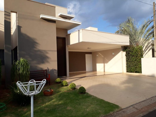 casa com 3 dormitórios à venda, 170 m² por r$ 680.000 - condominio village dhama - mirassol/sp - ca1978