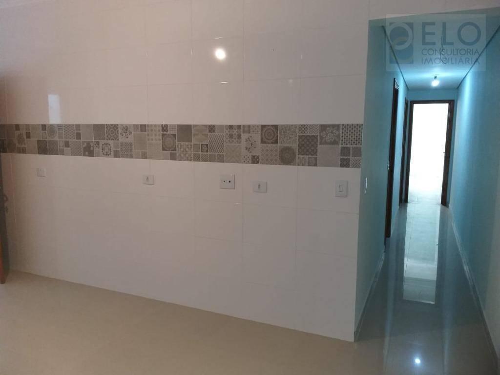 casa com 3 dormitórios à venda, 170 m² por r$ 800.000,00 - embaré - santos/sp - ca0238