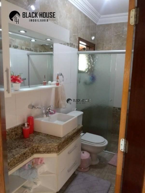 casa com 3 dormitórios à venda, 170 m² por r$ 900.000,00 - ibiti royal park - sorocaba/sp - ca0676