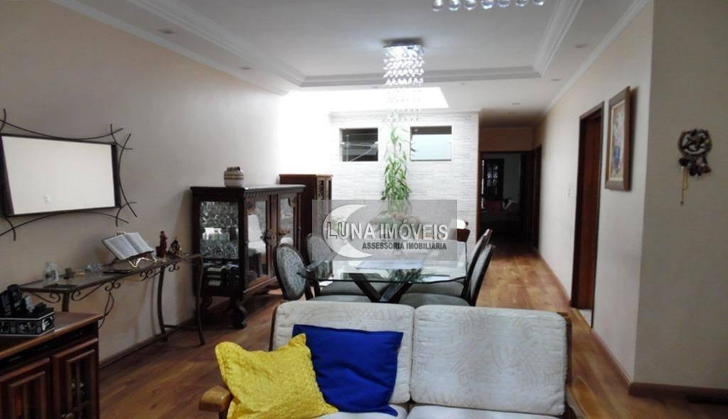 casa com 3 dormitórios à venda, 174 m² por r$ 560.000,00 - vila vivaldi - são bernardo do campo/sp - ca0370