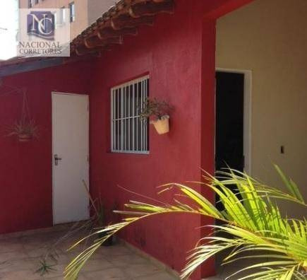 casa com 3 dormitórios à venda, 180 m² por r$ 370.000 - vila alto de santo andré - santo andré/sp - ca2664