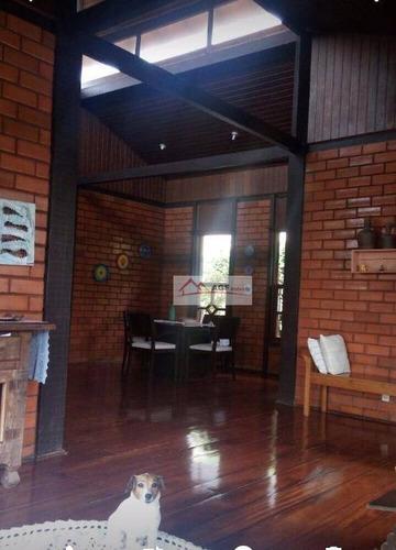 casa com 3 dormitórios à venda, 180 m² por r$ 490.000,00 - pendotiba - niterói/rj - ca0315
