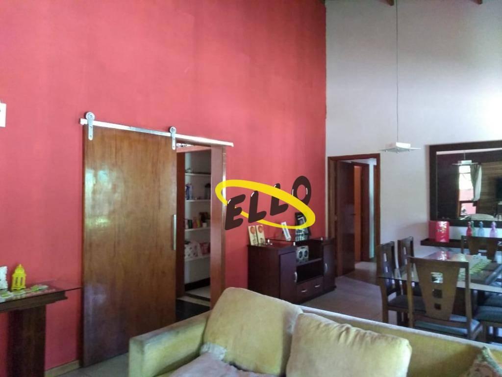 casa com 3 dormitórios à venda, 180 m² por r$ 600.000 - granja carneiro viana - cotia/sp - ca4311