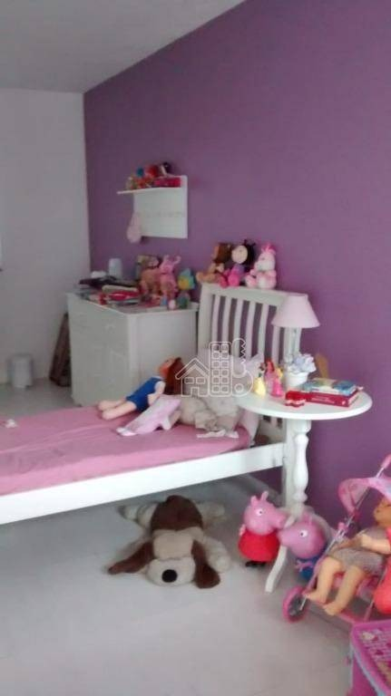 casa com 3 dormitórios à venda, 180 m² por r$ 680.000,00 - itaipu - niterói/rj - ca1017