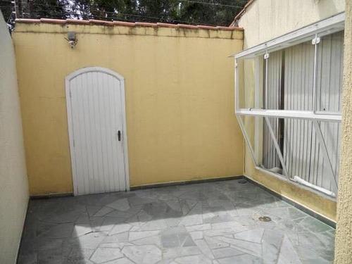 casa com 3 dormitórios à venda, 180 m² por r$ 700.000,00 - parque continental - são paulo/sp - ca0247