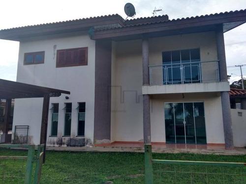casa com 3 dormitórios à venda, 180 m² por r$ 850.000 - condomínio portal do sabiá - araçoiaba da serra/sp - ca2036
