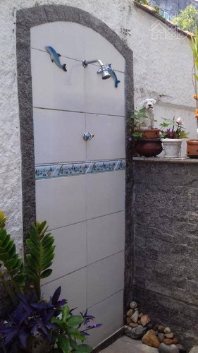 casa com 3 dormitórios à venda, 180 m² por r$  - fonseca - niterói/rj - ca0935