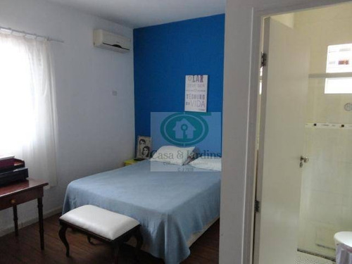 casa com 3 dormitórios à venda, 182 m² por r$ 1.200.000,00 - vila valença - são vicente/sp - ca0775