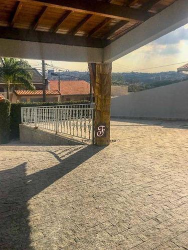 casa com 3 dormitórios à venda, 182 m² por r$ 550.000,00 - jardim pinheiros - valinhos/sp - ca0103