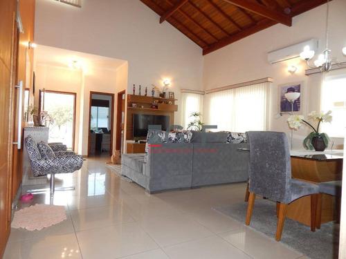casa com 3 dormitórios à venda, 186 m² por r$ 795.000 - jardim alto da colina - valinhos/sp - ca6146