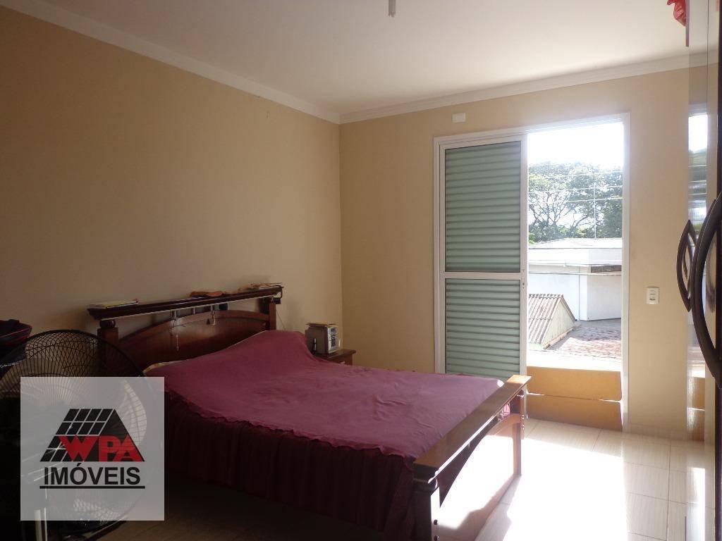 casa com 3 dormitórios à venda, 187 m² por r$ 750.000,00 - jardim colina - americana/sp - ca1845