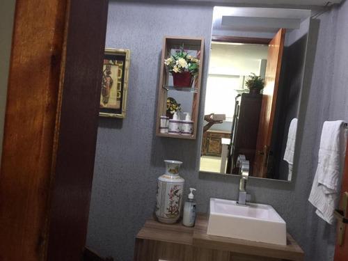 casa com 3 dormitórios à venda, 188 m² por r$ 1.200.000 - itaipu - niterói/rj - ca0612