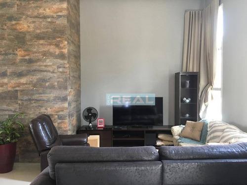 casa com 3 dormitórios à venda, 189 m² por r$ 950.000,00 - condomínio athenas - paulínia/sp - ca2619