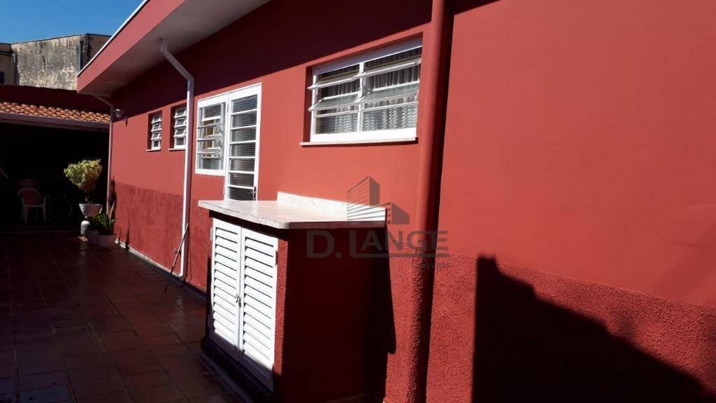 casa com 3 dormitórios à venda, 190 m² por r$ 550.000,00 - parque taquaral - campinas/sp - ca8999