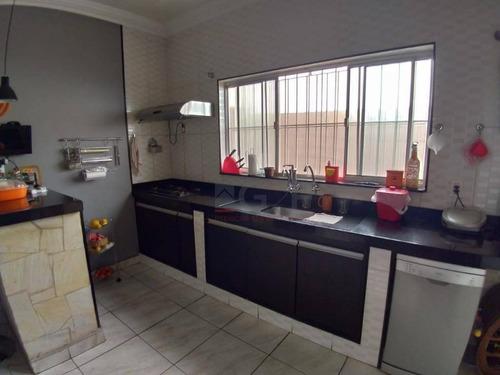 casa com 3 dormitórios à venda, 190 m² por r$ 780.000 - jardim nova europa - campinas/sp - ca5387