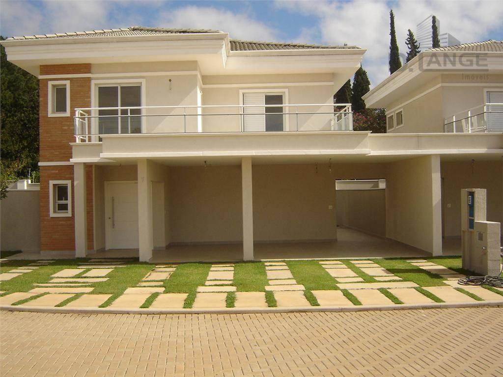 casa com 3 dormitórios à venda, 192 m² por r$ 1.280.000 - parque taquaral - campinas/sp - ca5289