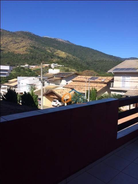 casa com 3 dormitórios à venda, 195 m² por r$ 880.000,00 - jardim maristela - atibaia/sp - ca0132
