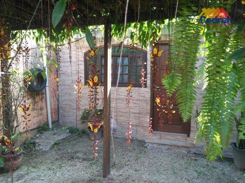 casa com 3 dormitórios à venda, 200 m² por r$ 585.000,00 - jardim medina - poá/sp - ca0558