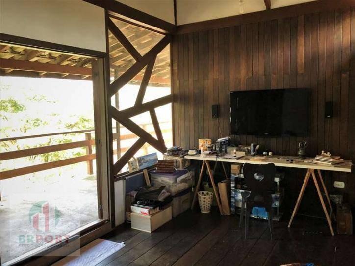 casa com 3 dormitórios à venda, 200 m² por r$ 980.000,00 - chácara dos lagos - carapicuíba/sp - ca0263