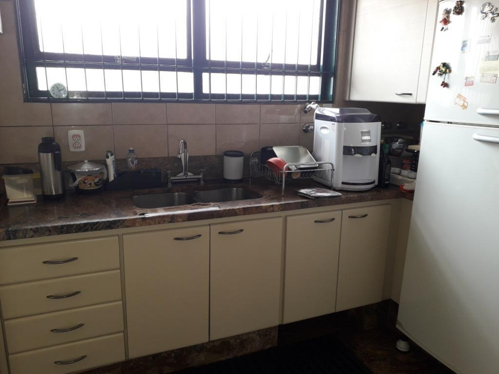 casa com 3 dormitórios à venda, 203 m² por r$ 850.000 - jardim nossa senhora auxiliadora - campinas/sp - ca12797